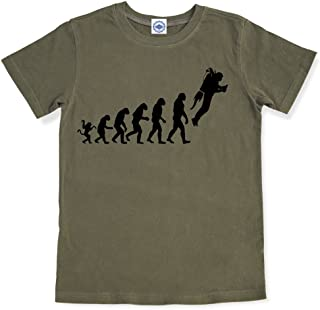 product image for Hank Player U.S.A. Science Evolution Men's T-Shirt