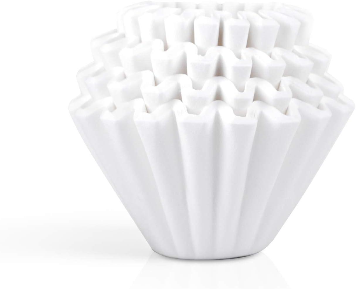 Kalita 22201 Wave 155 (100P) Paper Filter, Size, White 61jm0RXh82BL