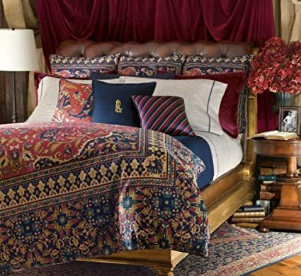 Lauren By Ralph Lauren Bedding Poetu0027s Society Stripe Pillowcases; ...