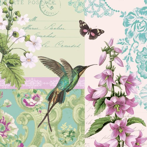 Paperproducts Design 1331183 Colibri Multicolor