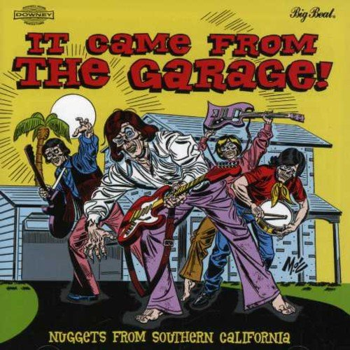 CD : VARIOUS ARTISTS - It Came From The Garage: Nuggets From Southern California (United Kingdom - Import)