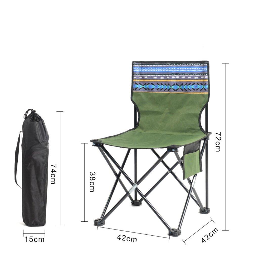 Be&xn Be&xn Be&xn Al Aire Libre Plegable Silla, Portátil Camping Playa Silla de Pesca Silla del Bosquejo Mazar Silla pequeña Taburete Plegable-J 1e1ac9