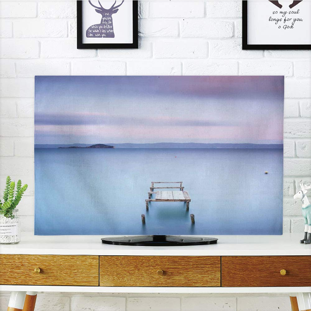 Amazon.com: iPrint LCD TV dust Cover Strong Durability,Lantern ...