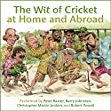 The Wit of Cricket at Home and Abroad Speech by Barry Johnston Narrated by Peter Baxter, Barry Johnston, Christopher Martin-Jenkins, Robert Powell