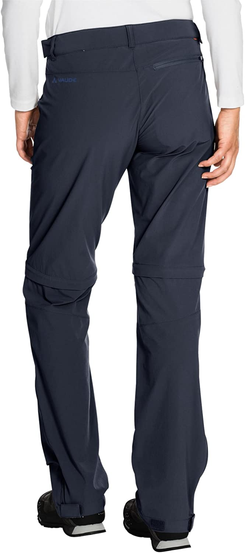 VAUDE Womens Farley Stretch Zo T-Zip Pants Hiking-Pants