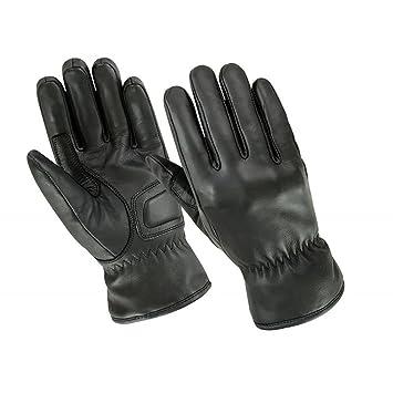 becc74cb5202a1 Original Driver Handschuhe Leder Maxwell, schwarz, Größe XXL: Amazon.de:  Auto