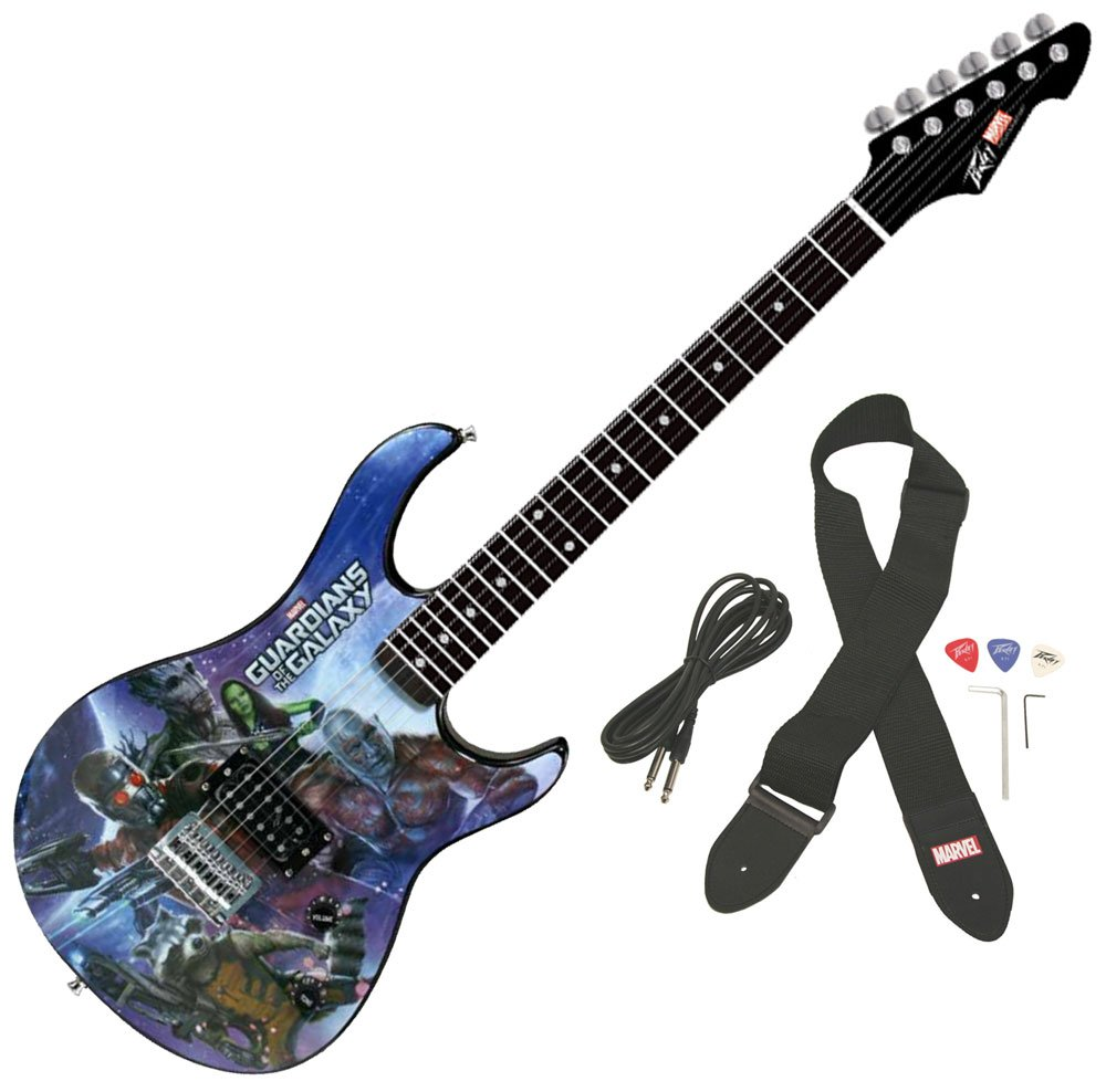 Peavey 03023500 Guardian of The Galaxy Rockmaster Electric Guitar by Peavey