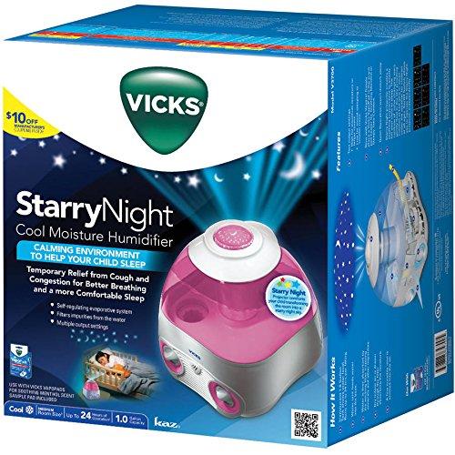 Amazon Kaz Inc Vicks Starry Night Cool Moisture Humidifier