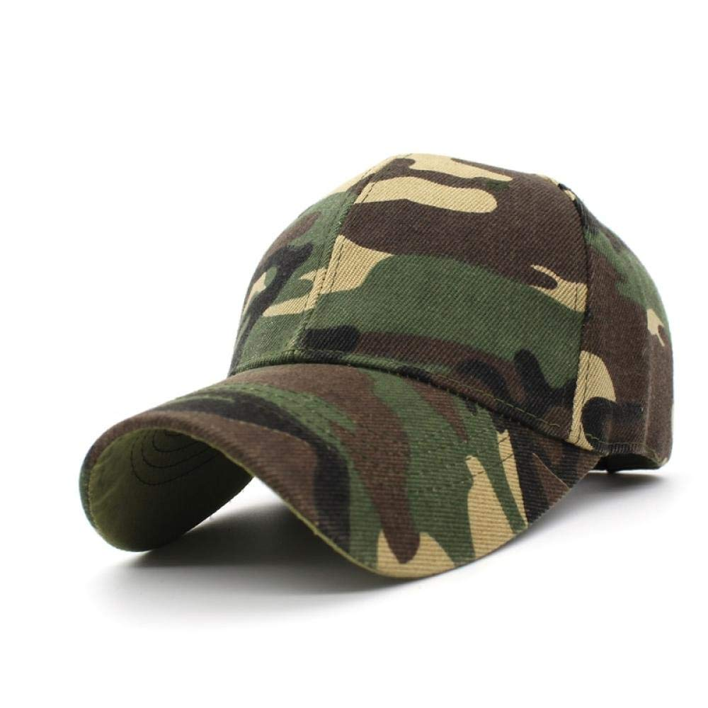 camoufalge Print Baseball Cap Adjustable Hats for Men Snapback Casquette Gorras Women hat caps
