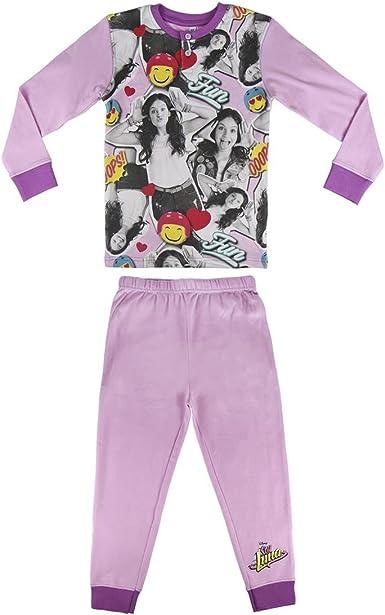 Pijama Infantil Soy Luna 1785 (talla 12 años): Amazon.es ...
