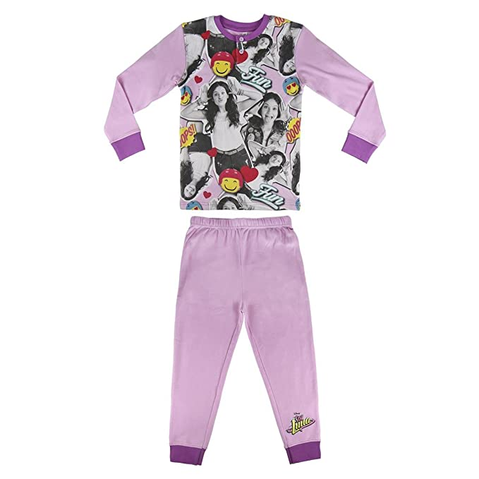 Pijama Infantil Soy Luna 1761 (talla 8 años)