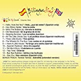 LOVED BY TODDLERS & PARENTS! Songs in Spanish for Children | Learn Spanish CD (BilinguaSing - We Sing Spanish Vol. 1) | Easy to learn | Lyrics included! [Audio CD] BilinguaSing …