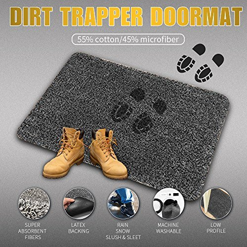 Review Indoor Doormat Super Absorbs