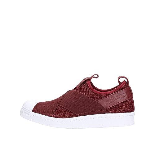 Adidas Superstar Slip On W, Zapatillas para Mujer: Amazon.es: Zapatos y complementos