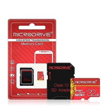 LJ1 Tarjeta Micro SD, Antimagnetic Impermeable 16GB / 32GB ...