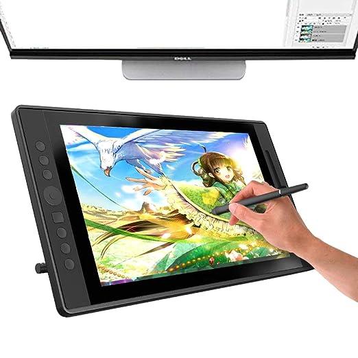 EJOYDUTY Monitor de Tableta digitalizadora de Dibujo Digital ...