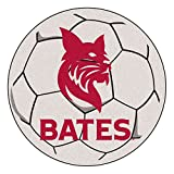 Fanmats 21436 Bates College Soccer Ball, Team Color, 27'' Diameter