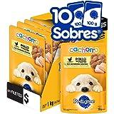 PEDIGREE alimento húmedo para perros Cachorros. Sabor: Pollo en Filetes. Contiene 10 sobres