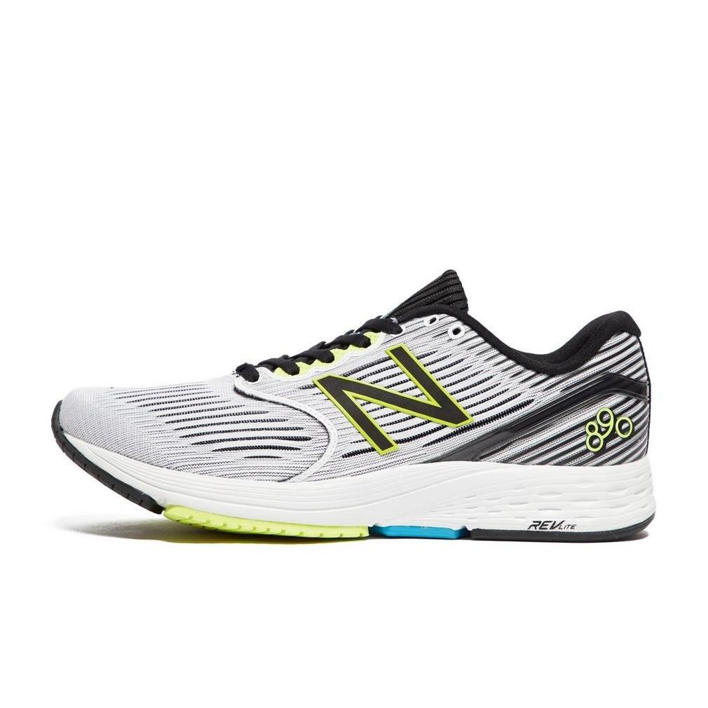 New Balance 890v6, Chaussures de Running EU|Blanc Homme 45.5 EU|Blanc Running f61a56