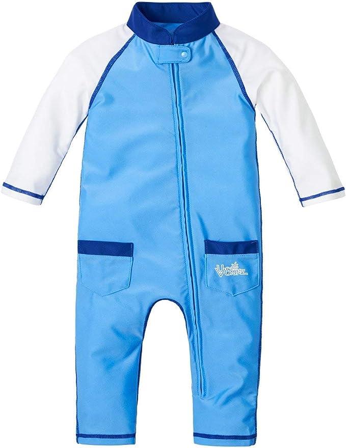 UV SKINZ UPF 50+ Baby Boys' Sun & Swim Suit