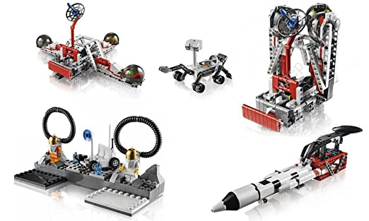 Amazon.com: Lego Education MINDSTORMS EV3 Space Exploration Set ...