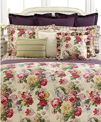 Amazon Com Lauren Ralph Lauren Comforter King Surrey