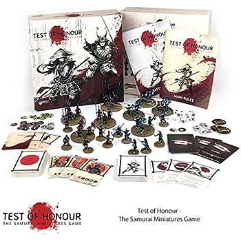 Test of Honour - The Samurai Miniatures Game - Core Game