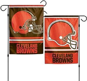 WinCraft NFL Cleveland Browns Garden Flag