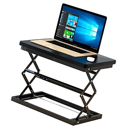 Fine Amazon Com Desks Table Stand Computer Lift Table Desktop Onthecornerstone Fun Painted Chair Ideas Images Onthecornerstoneorg