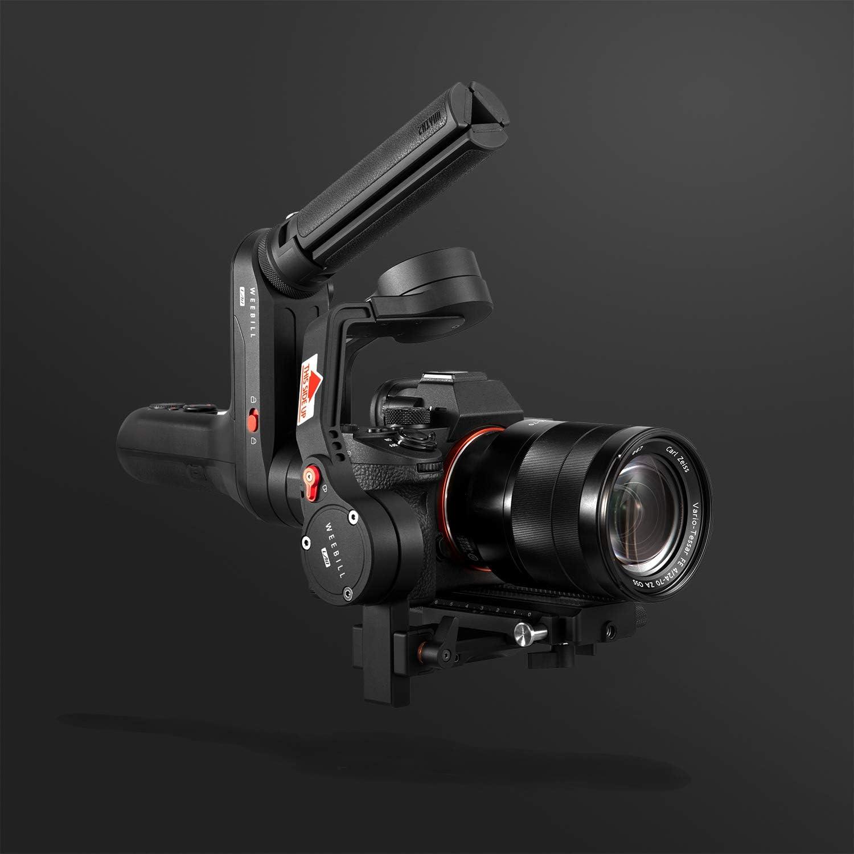 Zhiyun WEEBILL Lab - Estabilizador de Mano para Todas Las cámaras ...
