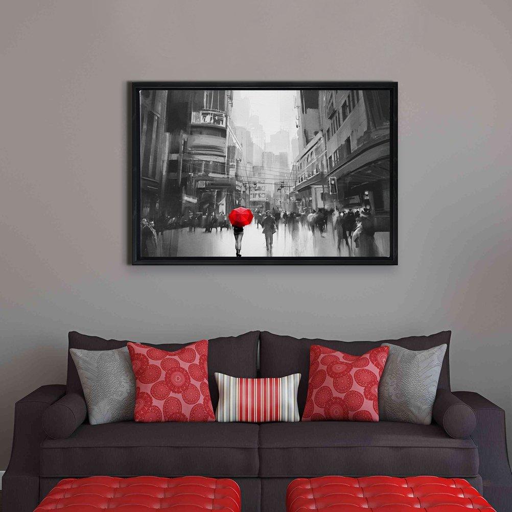 Strange Amazon Com Black And White Wall Art Abstract Car City Machost Co Dining Chair Design Ideas Machostcouk