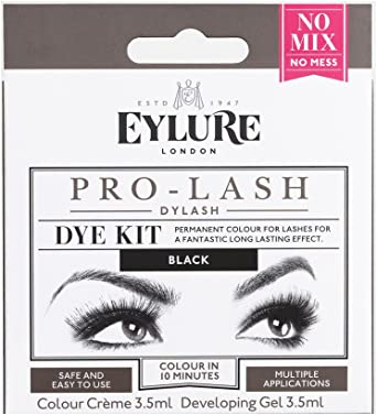 Eylure Pro Lash Dylash Black: Amazon.es: Belleza