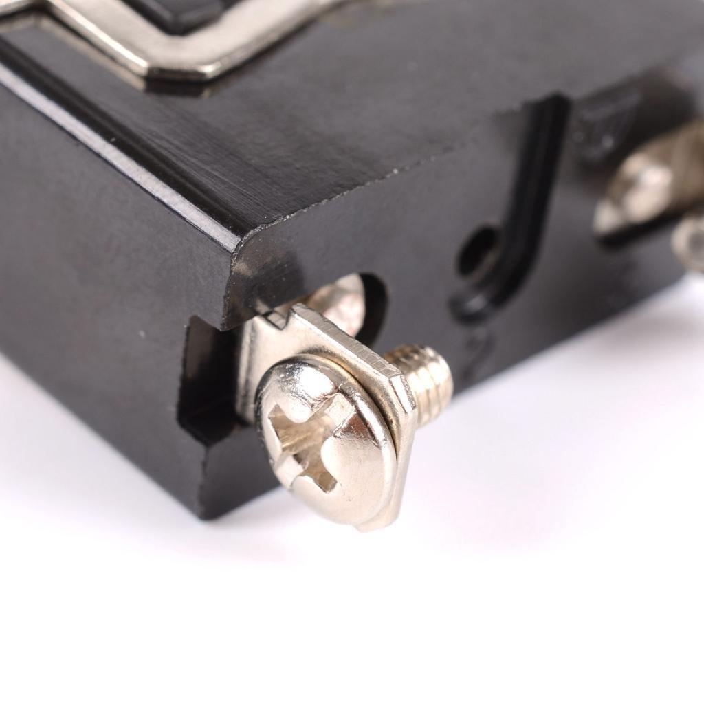 Almencla 12V Heavy Duty 15A 125V 10A 250V SPST 2Pin ON//OFF Flick Toggle Switch 2-PIN