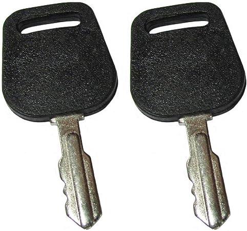 Amazon.com: gy20680 (2) cortacésped llaves de encendido 1 ...