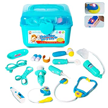 GAMZOO Doctor Kit For Kids Pretend Play Toy 345 Year