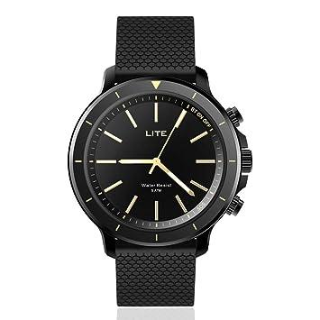 Zeblaze Vibe Lite Smart Watch Fitness Watch, 5 ATM Waterproof, Waterproof Smart Watch for Android Phone and iPhone, Health Monitor Watch, Activity ...
