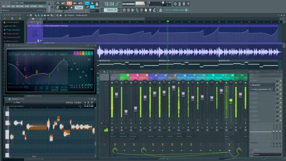 Image Line FL Studio Signature - Academic Edition by Image-Line (Image #5)