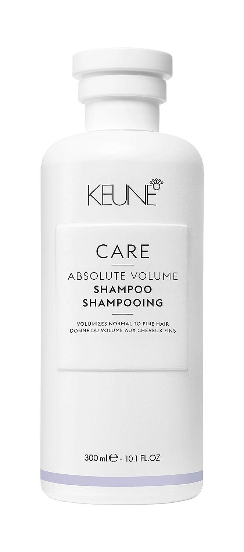KEUNE CARE Absolute Volume Shampoo, 10.1 Fl Oz