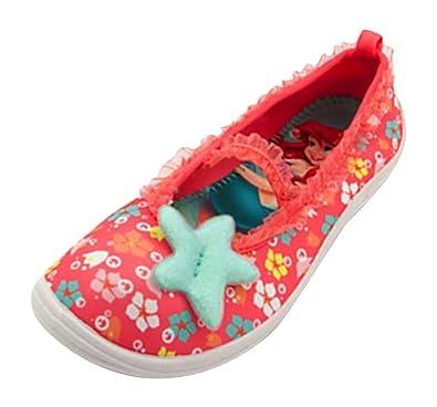 Disney Store Deluxe Ariel The Little Mermaid Swim Shoes (1 M