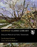 img - for English Men of Letters; Tennyson book / textbook / text book