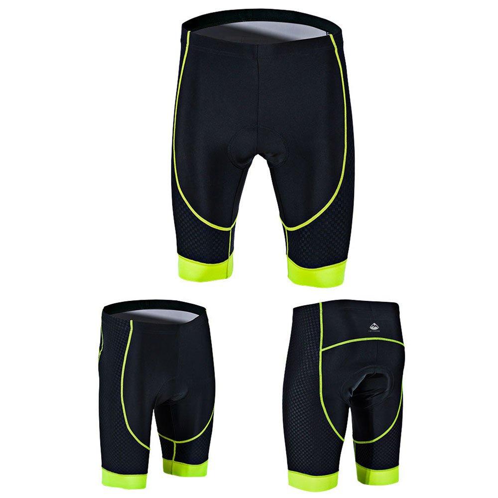 Letook Shorts Cyclisme 3D Gel Rembourré Pantalons Court Short Vélo pour  Homme e Femme Cuissard Cyclisme Agrandir l image f7f9e3c8fe3