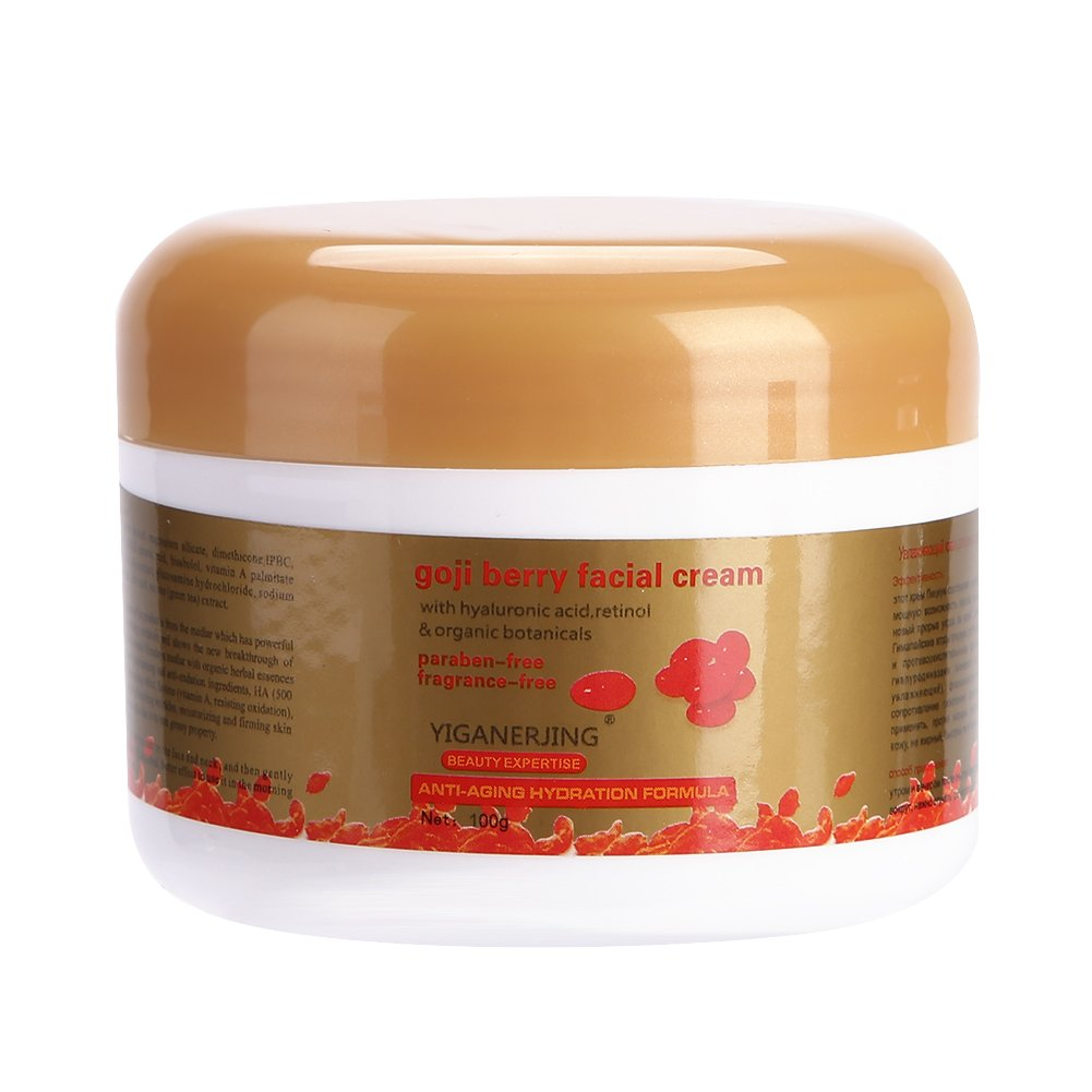 Goji Bayas anti-edad rostro Crema Whitening moisturizer ReVita lisieren antioxi dans Día/Noche Color Crema: Amazon.es: Belleza