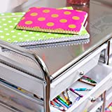 Honey-Can-Do Rolling Storage Cart and Organizer