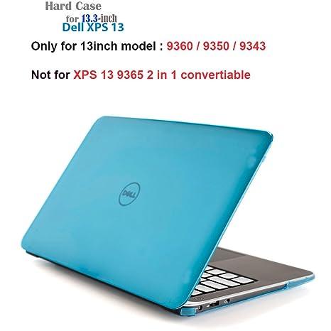"""Cubierta dura mCover para la computadora portátil Ultrabook 13,3 """"Dell XPS 13"""