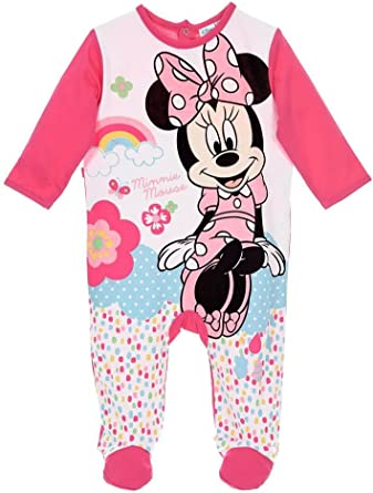 Minnie Mouse B/éb/é Fille Pyjama Dors Bien
