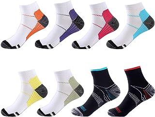 Calze a compressione arco sostegno caviglia calzini Athletic calza migliore per running da viaggio e quotidiano