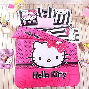 Casa children 100 cotton series hello kitty - Casa hello kitty ...