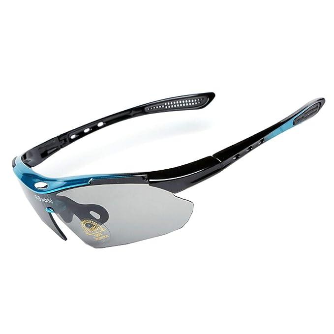 Beydodo Gafas Seguridad Gafas de Giro Deportivo Gafas de ...