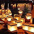 Paper Lantern Lamps