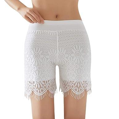 nouvelle collection Site officiel trouver le prix le plus bas Shorty Sous Robe Jupe Femmes Culottes de Sécurité sans ...